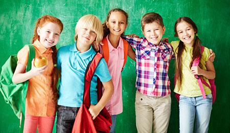Inglés para niños de 6 – 12 años
